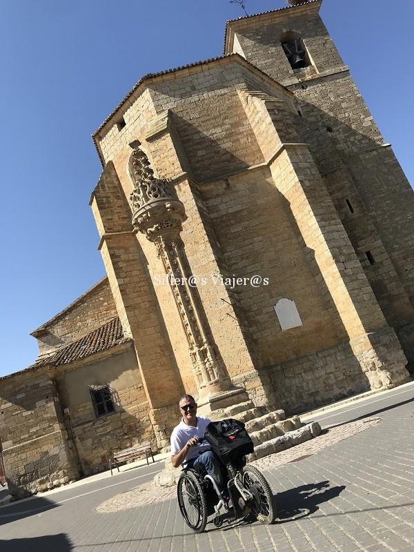 Iglesia en Boadilla del Camin