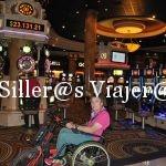 Un casino típico de Las Vegas