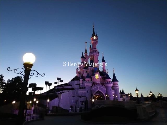 Castillo, icono de Disneyland París