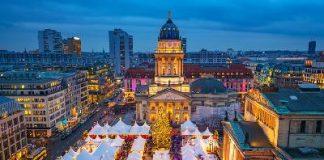 Mercadillos navideños accesibles en Alemania. Fotografía de Alemania Turismo.