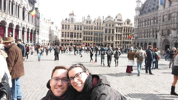 Grand Place, Bruselas.