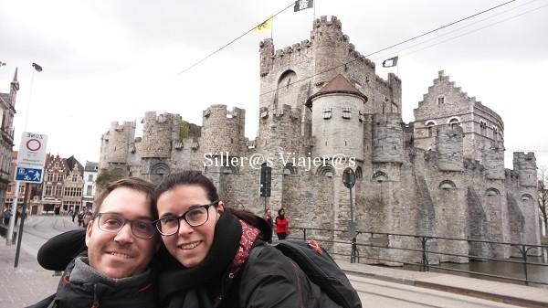 Castillo en Gante.