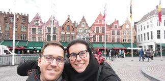 Grote Market, Brujas.