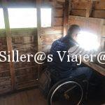 Mirador accesible en el Parque de la Albufera en Alcudia