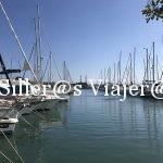 Vistas puerto deportivo de Alcudia