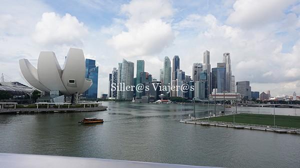 Singapur, ciudad de arquitecturas modernas