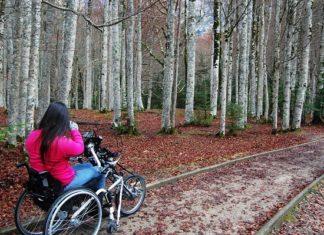 Sendero accesible Parque Nacional de Ordesa y Monte Perdido