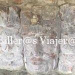 Máscaras representativas del rey Sol