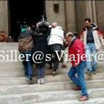 Acceso mezquita de Saladino