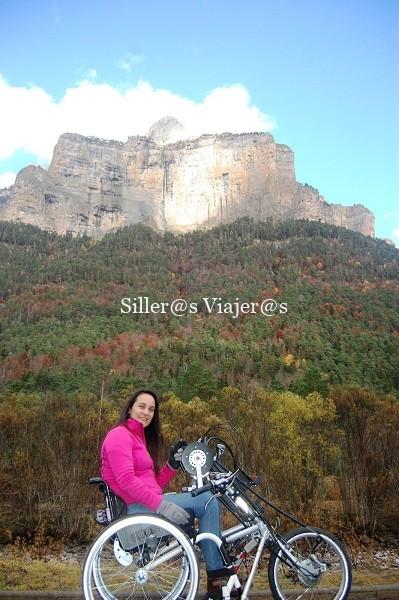 Final de la experiencia, disfrutando de las majestuosas vistas. ©MJ:Aguilar