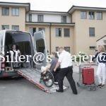 Transporte adaptado y hoteles accesibles. Imagen de (c) Seehotel Rheinsberg