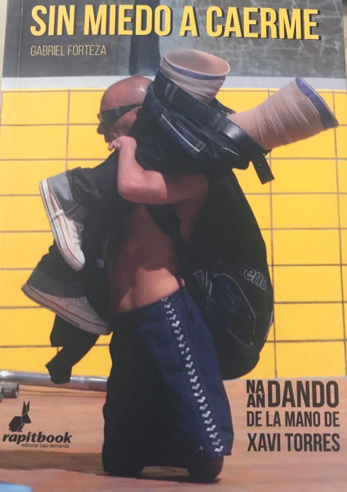 Foto Xabi Torres, Nadador paralímpico