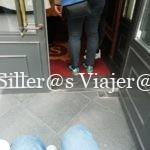 Entrada al Sacher Café