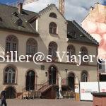 Ayuntamiento viejo de Wiesbaden.