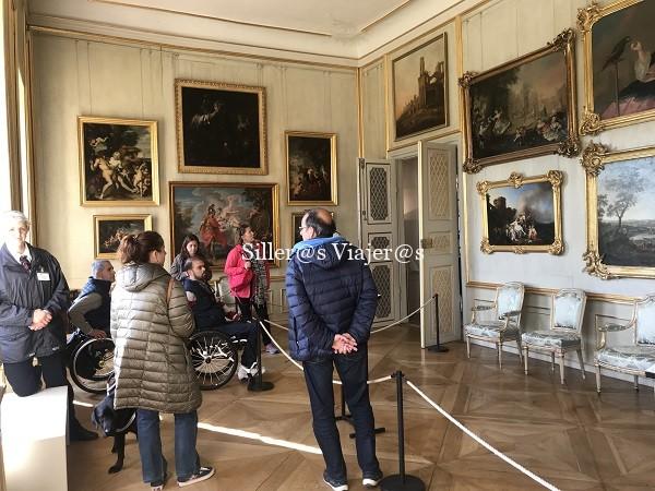 Visita al palacio