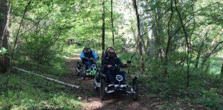 Aventura en Quadrix por los bosques de Ruppiner