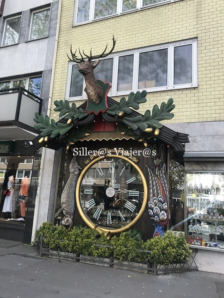 Reloj de cuco de Wiesbaden