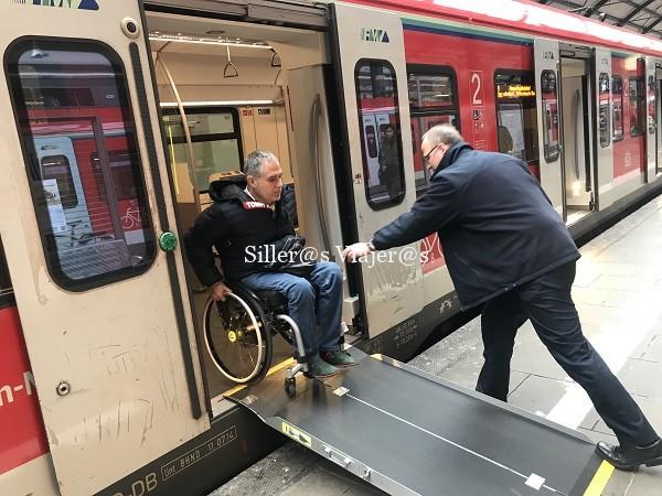 Acceso al Tren