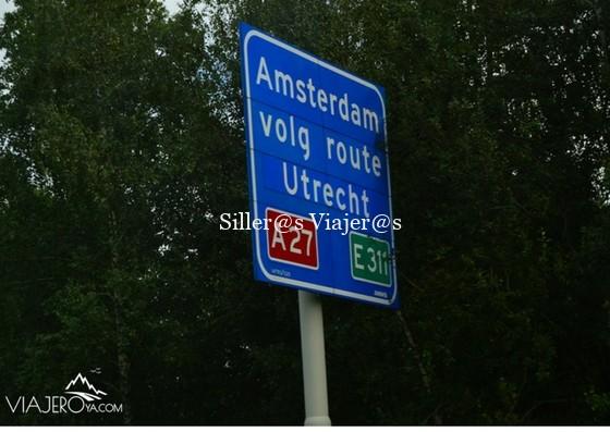 Nos vamos a Amsterdam!