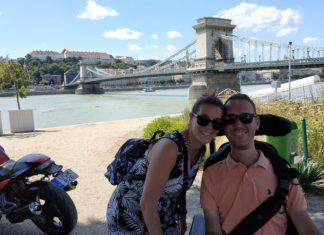 Junto al Río Danubio