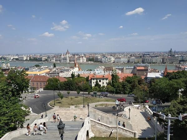 Vista aérea de la ciudad