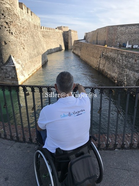 Complejo arquitectónico Murallas Reales de Ceuta