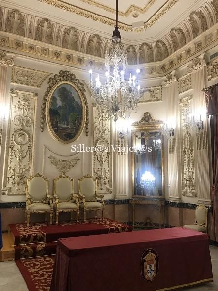 Salón de los tronos