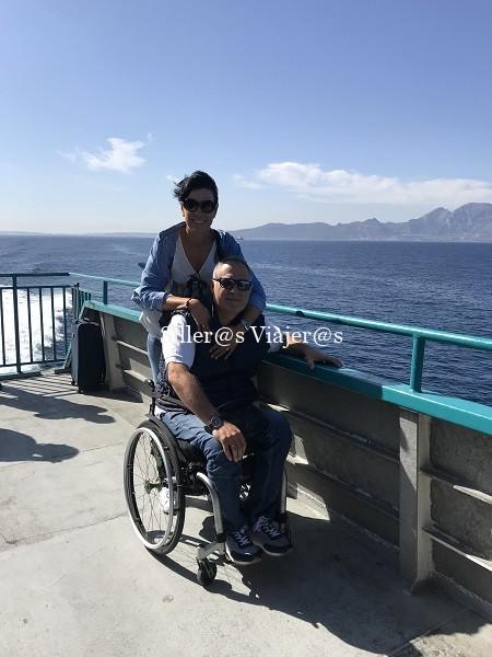 Ferry Algeciras- Ceuta