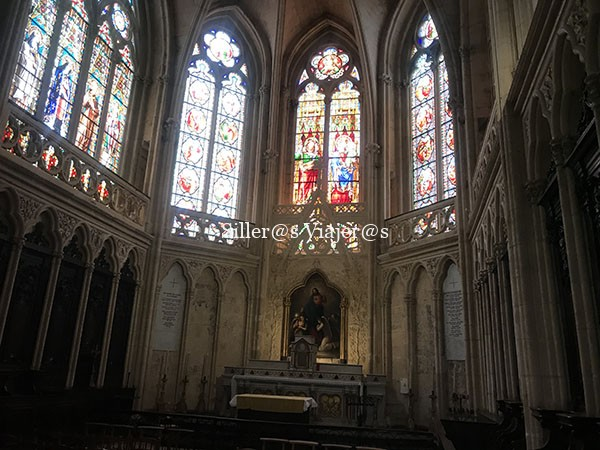 Vidrieras Catedral de Burdeos