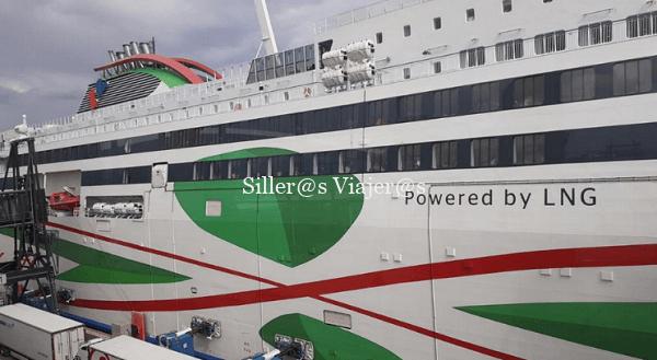 Crucero hacia Helsinki