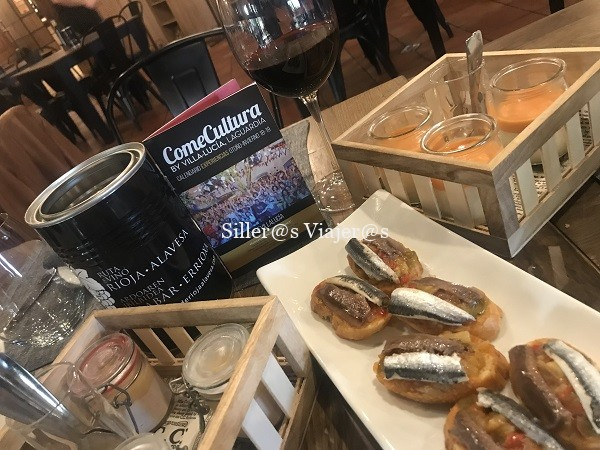 Gastronomía KM0 en Villa Lucía