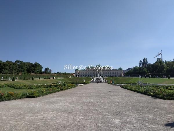 Jardín y Palacio Belbedere