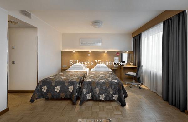 Habitación accesible Sokos Hotel Viru