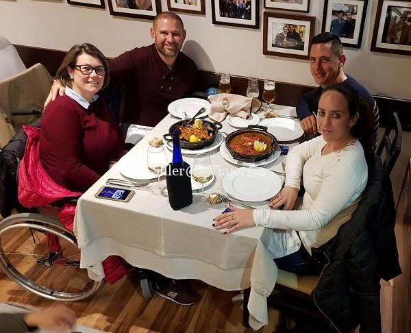 Degustando la sabrosa gastronomía gallega
