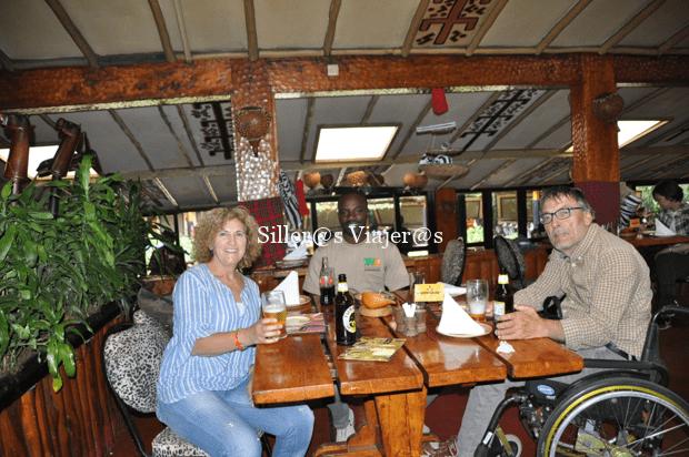 Cafetería del aeropuerto