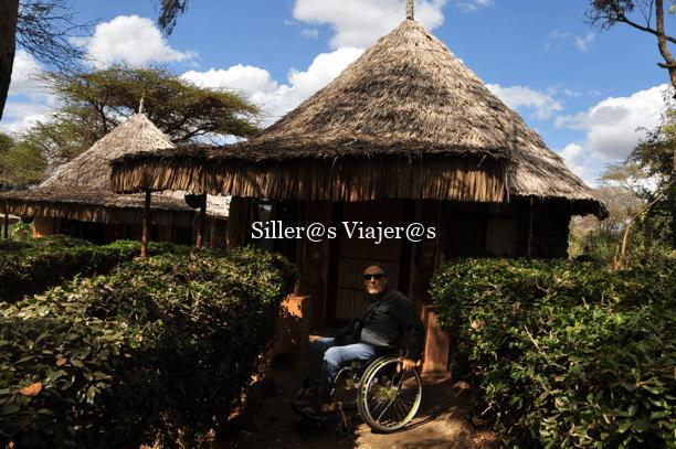 Cabaña del Amboseli sopa Lodge