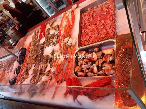 Fischmarkt de Bergen