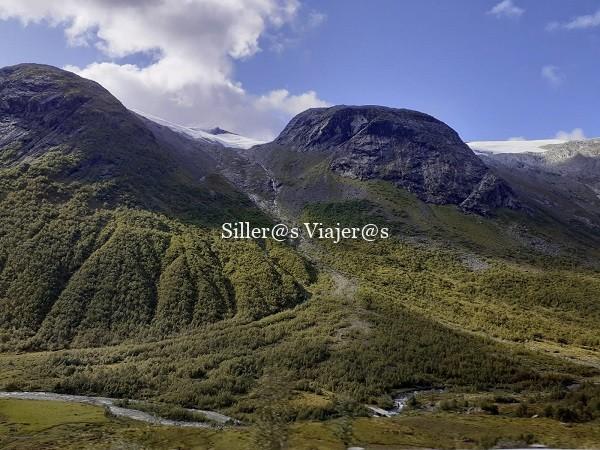 Bello paisaje montañoso