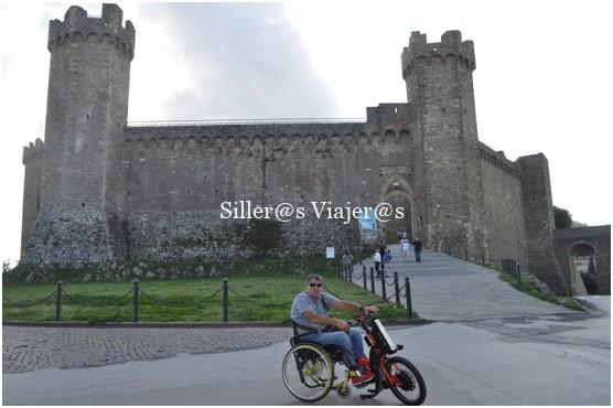 Castillo de San Gimigniano