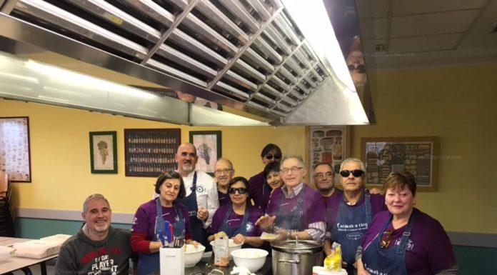 Grupo de Cocinar a ciegas