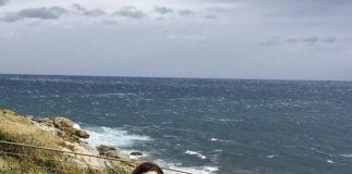 Mirador, costa de Lugo