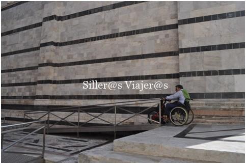 Accesibilidad Catedral de Siena