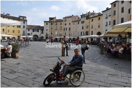 Plaza de Lucca