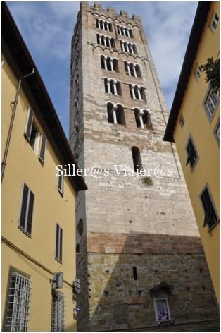 Torre Guinigi en Lucca