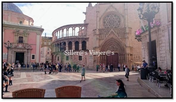 Puerta de los Ángeles, Catedral de Valencia