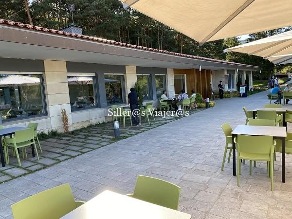 Restaurante del Club Naútico