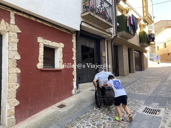 Algunas calles van a necesitar de ayuda extra para silla de ruedas
