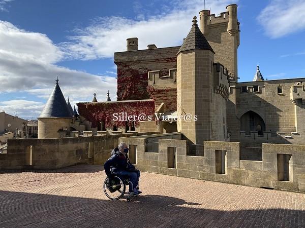 Palacio Real vistas castillo
