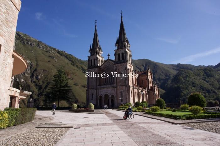 Basílica de la Virgen de Covadonga