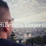 Álex observando París.